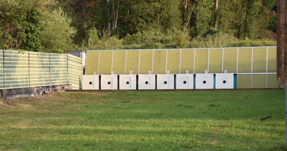 Vollelektronisch ausgerüstete 50m Kleinkaliberanlage